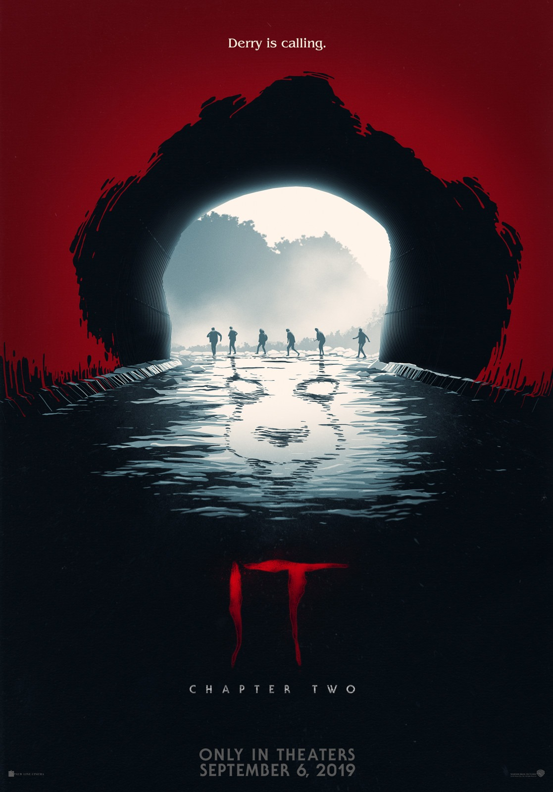 Poster of IT Chapter Two Fan Event