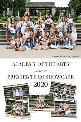 Poster of Academy of the Arts Premier Team Show...