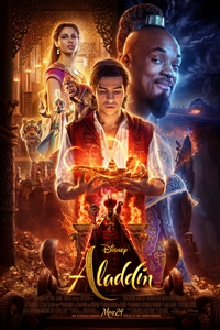 Poster of Opening Night Fan Event: Aladdin 3D (...