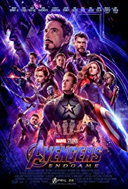 Poster of Avengers: Endgame Re-Release extra co...