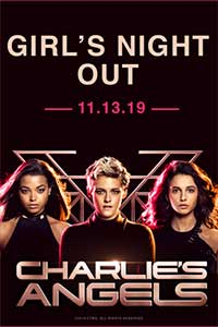 Poster for Charlie's Angels Girls Night Out