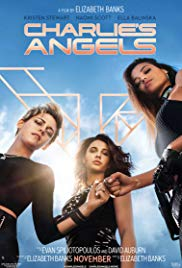 Poster of Charlie's Angels