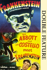 Poster of Frankenstein/Abbot and Costello Meet ...