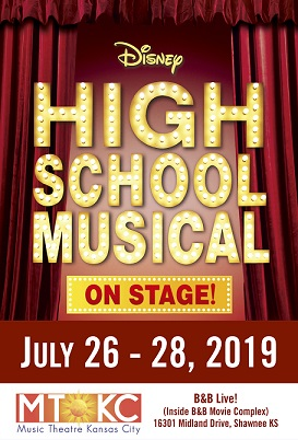 Poster for MTKC - High School Musical