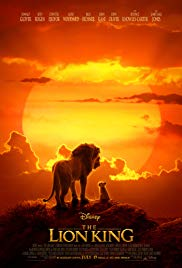 Poster of Opening Night Fan Event The Lion King...