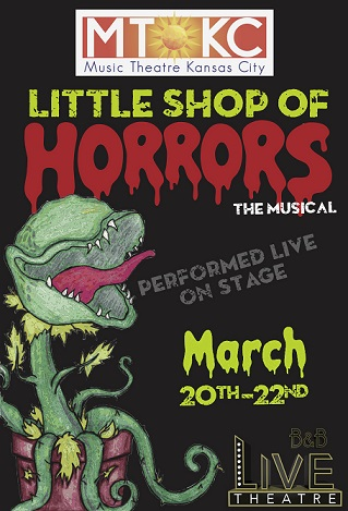 Poster of MTKC - Little Shop of Horrors