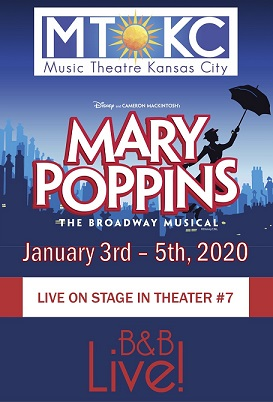 Poster of MTKC - Mary Poppins