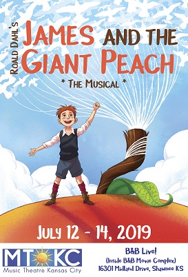 Poster for MTKC - James and the Giant Peach
