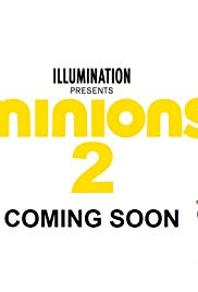 Poster of Minions: The Rise of Gru