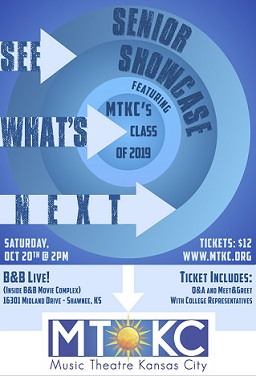 Poster of MTKC Senior Showcase: See What's Next...