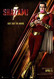 Poster for Fandango Early Access: Shazam!
