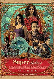 Poster of Super Deluxe (Tamil)