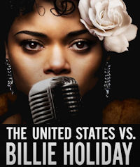 Poster of The United States Vs. Billie Holiday