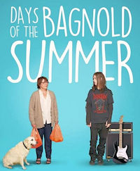 Poster of Days of the Bagnold Summer