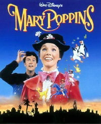Poster of Mary Poppins