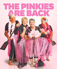 Poster of The Pinkies Are Back