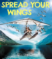 Poster of Spread Your Wings