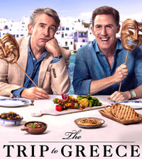 Poster of The Trip to Greece