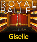 Poster of The Royal Ballet: Giselle ENCORE