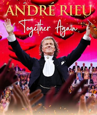 Poster of Andre Rieu: Together Again