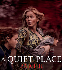 Poster of A Quiet Place Part II