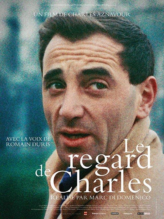 Poster of Aznavour by Charles (Le Regard de Charles)