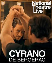 Poster of NT Live: Cyrano de Bergerac