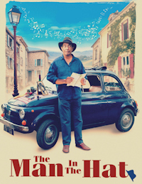 Poster of The Man in the Hat