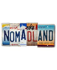 Poster of Nomadland