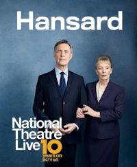 Poster of NT Live: Hansard