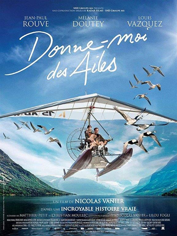Poster of Spread Your Wings (Donne-moi des ailes)