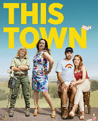 Poster of This Town