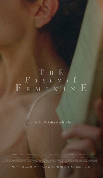 Poster of The Eternal Feminine (Los adioses)