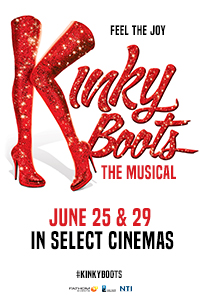 Poster of Kinky Boots the Musical
