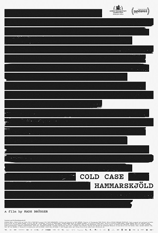 Poster of Cold Case Hammarskjöld