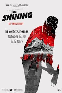 Poster of Shining (1980) 40th Anniversary presented by TCM,