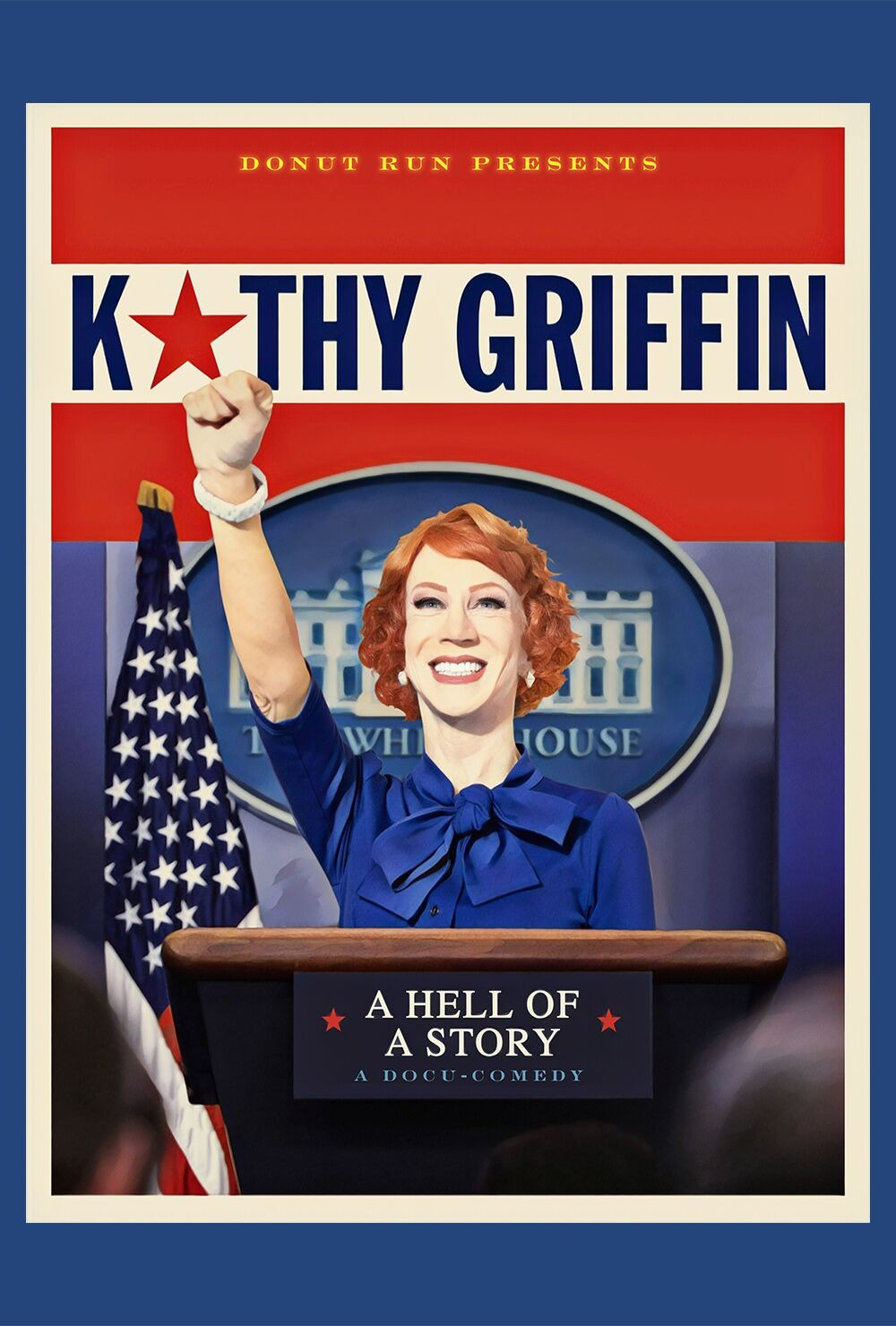 Poster of Kathy Griffin: A Hell of a Story