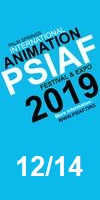 Poster of PS Animation Festival 2019