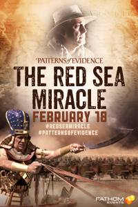 Poster of Patterns of Evidence: The Red Sea Miracle II
