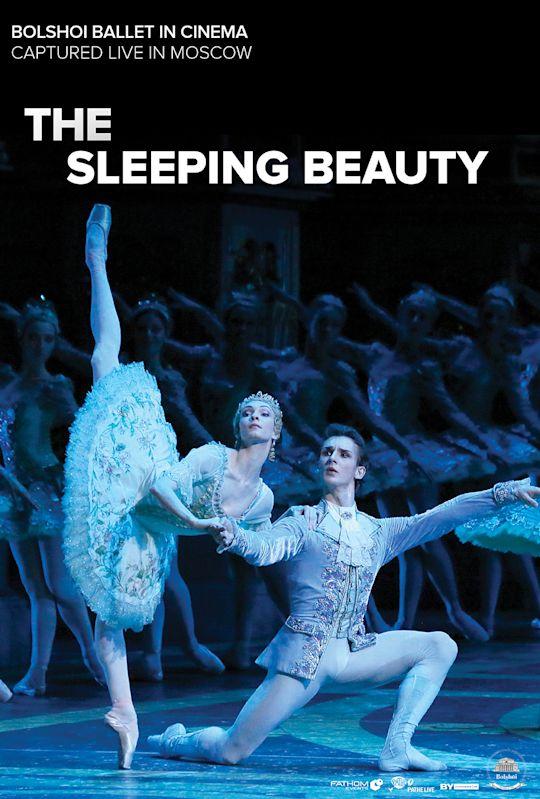 Poster of Bolshoi Ballet: The Sleeping Beauty (...