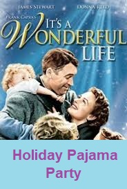 Poster of Pajama Party - It's A Wonderful Life