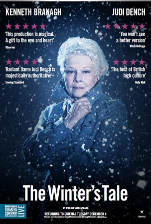 Poster of Kenneth Branagh's The Winter's Tale