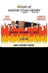 Poster of The Roast of Mayor Stan Henry