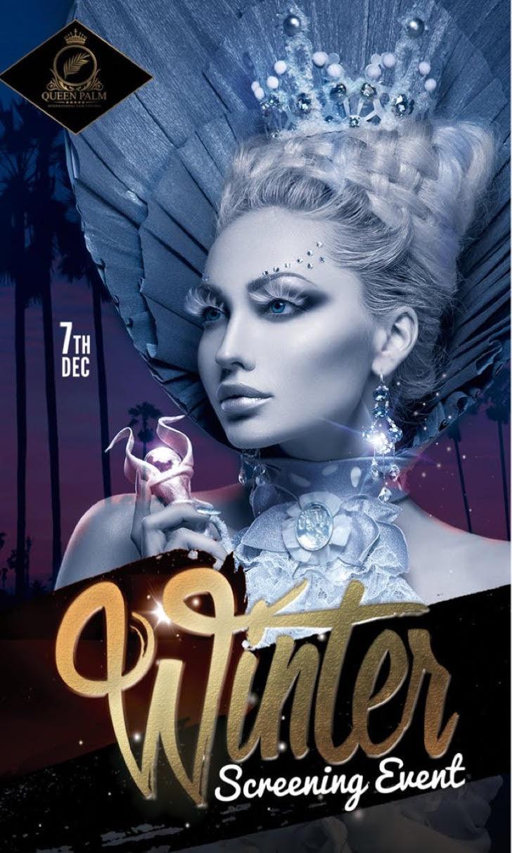 Poster of Queen Palms Winter Event Block 1