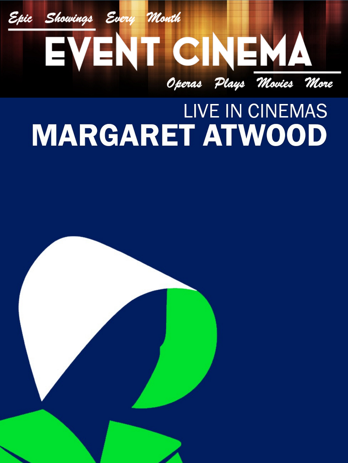 Poster of Margaret Atwood: Live in Cinemas