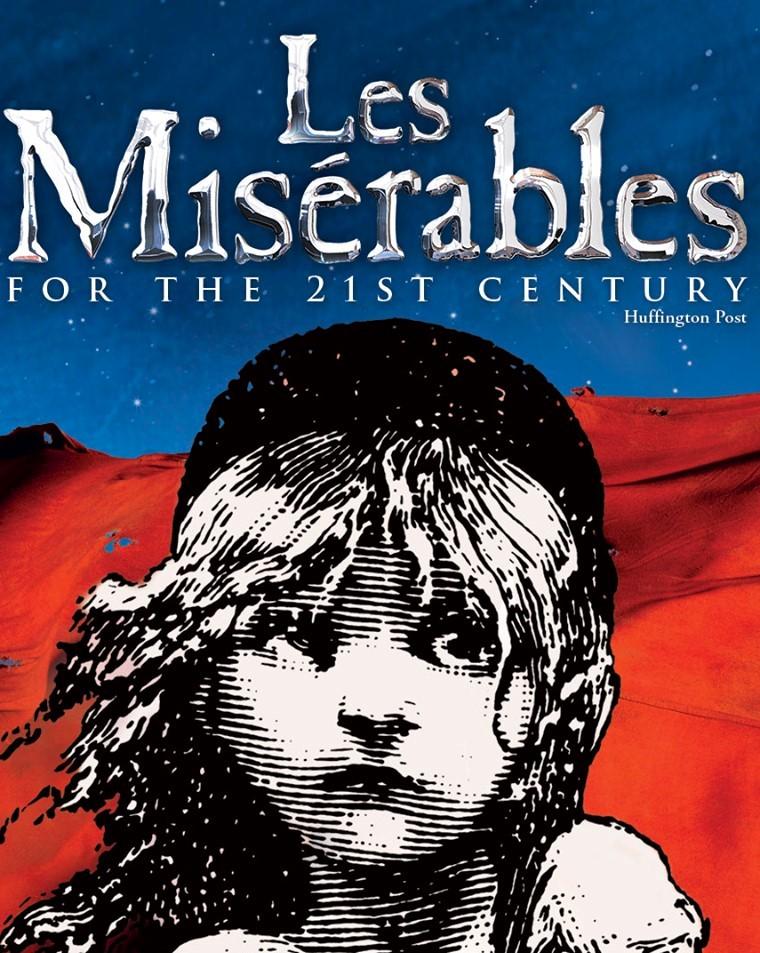 LES MISÉRABLES:The Staged Concert