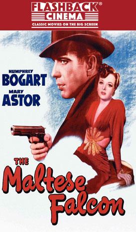 Poster of The Maltese Falcon (1941)