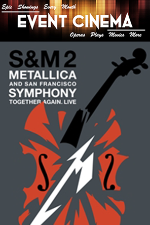 Poster of Metallica: S&M 2: The 20th Anniversary Concert