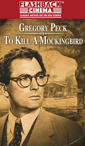 Poster of To Kill A Mockingbird (1962) presented by TCM