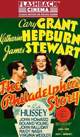 Poster of The Philadelphia Story (1940)
